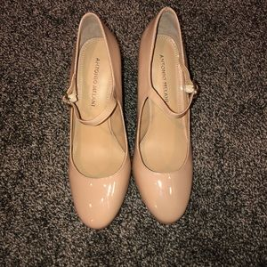 Antonio Melani nude high heels